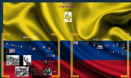 Copy of HISTORIA DE COLOMBIA SIGLO XX