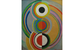 Sonia Delaunay - Rythme Couleur