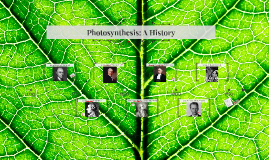 Photosynthesis: A History