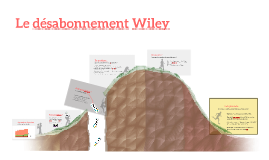 Le désabonnement Wiley