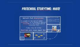 Preschool storytime: building!