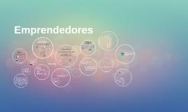 Copy of Emprendedores