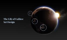 The Life of Galileo: