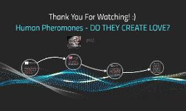 Human Pheromones