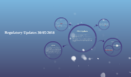 PRA updates