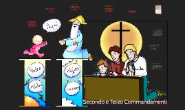 Secondo e terzo commandamenti