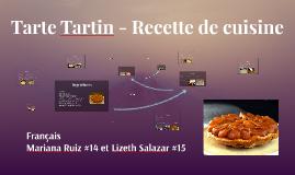 Tarte Tartin