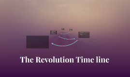 The Revolution Time line