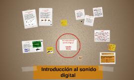 Introducción al sonido digital