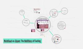 Copy of Mubtilaat-us-Siyam: The Nullifiers of Fasting