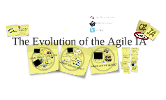The Evolution of the Agile IA