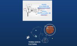 Copy of TEORÍA ECOLÓGICA DE BRONFENBRENNER Y TEORÍA SOCIOCULTURAL VI