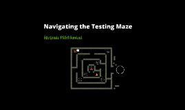 Navigating the Testing Maze