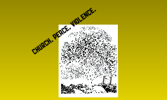 Church, Violence, and Peace