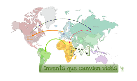 invents que canvien vides