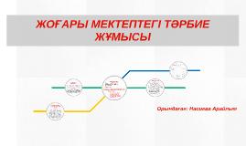 Copy of ЖОҒАРЫ МЕКТЕПТЕГІ ТӘРБИЕ ЖҰМЫСЫ
