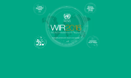 Chapter 4 - World Investment Report 2016