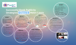 Successful Book Publicity Strategies - Class 5 - Helen Lewis
