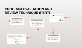 La Técnicas de Revisión y Evaluación de Proyectos (en inglés