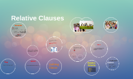 Copy of Relative Clauses