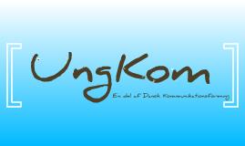 UngKom præsentation