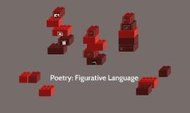 Poetry: Figurative Language