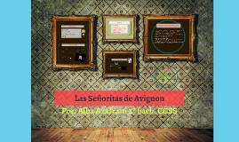 Copy of Las Señoritas de Avignon