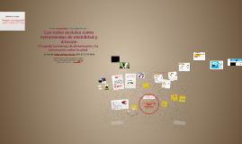 Las redes sociales como herramientas de visibilidad y difusi
