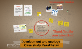study cases ecology Lesson plans, activities and other materials created by educators, and which apply the ecology disrupted pedagogical strategy—using the environmental impacts of.