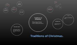 History of Christmas.