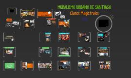 Muralismo Urbano de Santiago