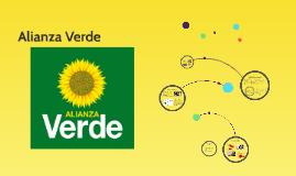 Copy of Partido Alianza Verde