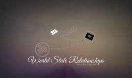 World State Relationships