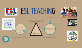 ESL Teaching