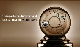 """O impacto da nova """"ordem mundial"""" no pós-guerra em Portugal"""