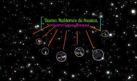 Copy of Bueno, hablemos de musica.