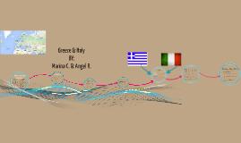 Greece & Italy