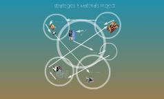 Strategies & Materials Project