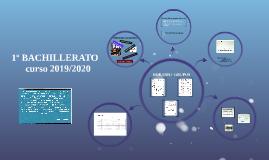 Copy of 1º BACHILLERATO