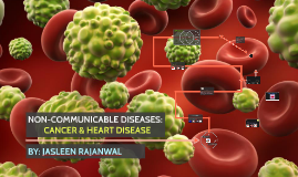 NON-COMMUNICABLE DISEASES: CANCER & HEART DISEASE