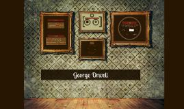 Copy of George Orwell