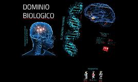 dominio biologico de la personalidad