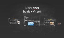 Copy of Historia clinica