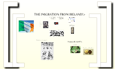 IMIGRATION FROM IRELAND!.