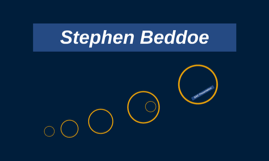 Stephen Beddoe