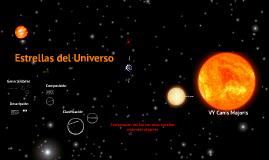 Estrellas del Universo