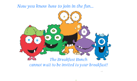 Breakfast Bunch Introduction for Kids