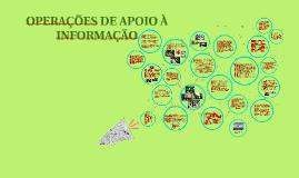 Copy of OPERAÇÕES DE APOIO À INFORMAÇÃO