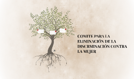 COMITE PARA LA  ELIMINACIÓN DE LA DISCRMINACIÓN CONTRA LA MU