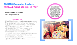 AMB220 Ad Campaign Analysis